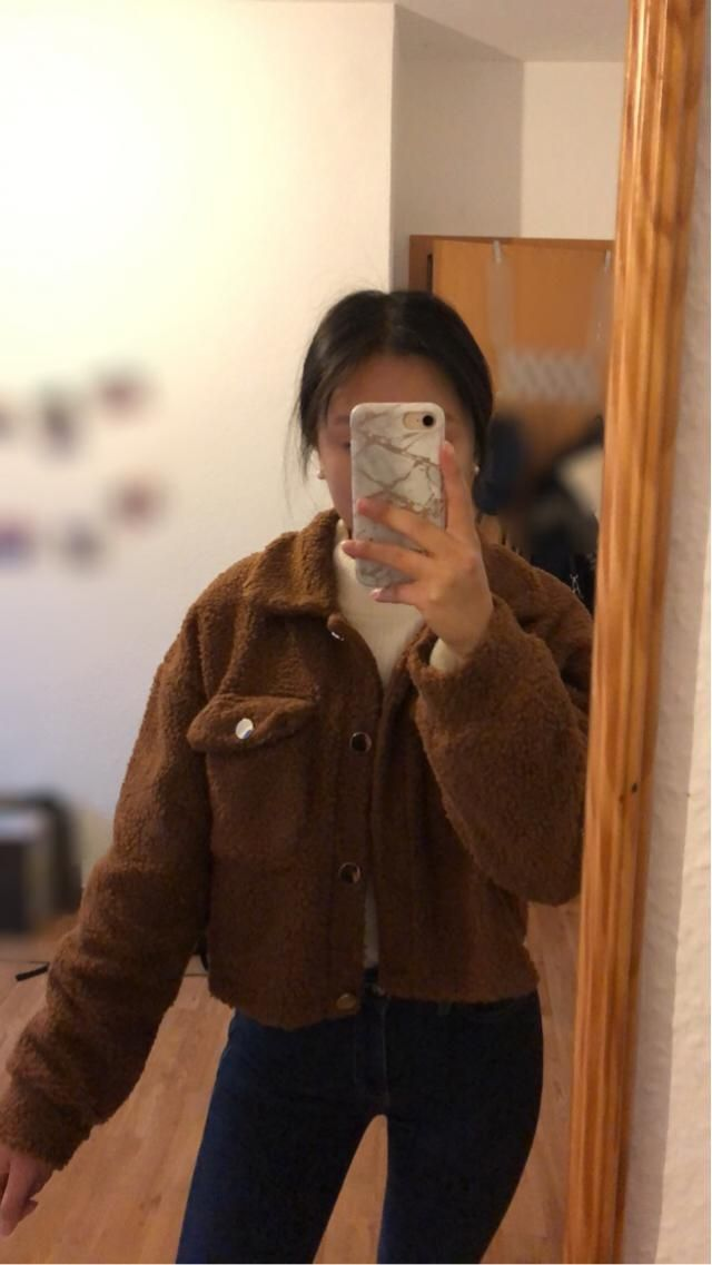 In love with this jacket❤️