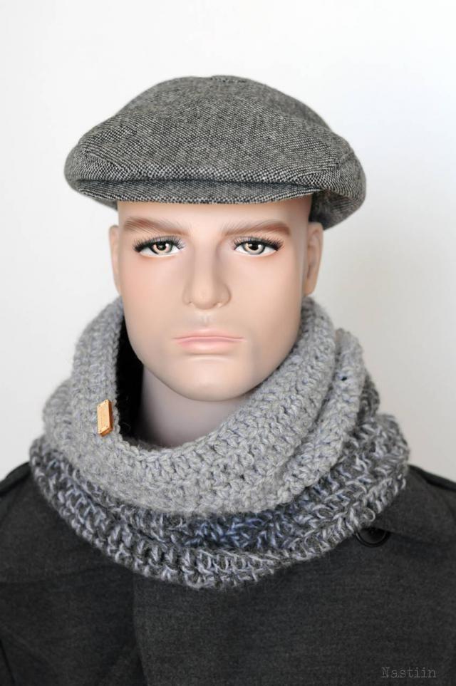 6952b926a86 Tweed newsboy hat Grey wool hat Driver cap Mens newsboy cap Womens newsboy  cap Peaky Blinders