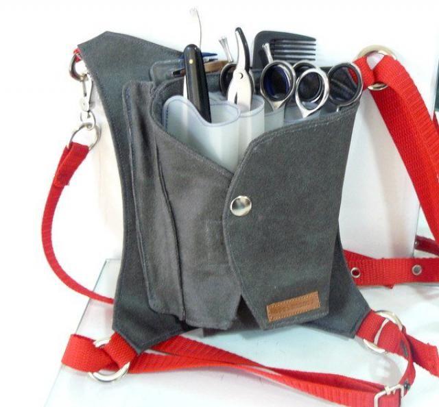 Uni Hairdresser Belt Tool Bag Holster Hair Stylist A Gift