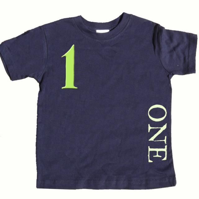 1st Birthday T Shirt Boys First By Mumsy Goose One Shirts Any Age