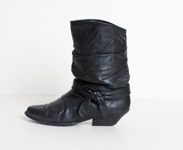 b75dcae4ee091 2019 Best 80s Black Boots Images And Outfits   Z-Me ZAFUL