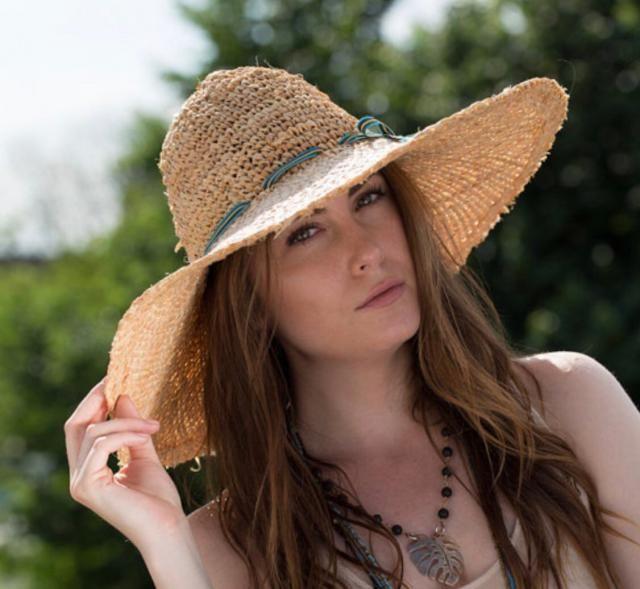 69090e1e329189 Custom Sun Hat-Sun Hat-Womans Summer Straw Sun Hat-Boho Hat-