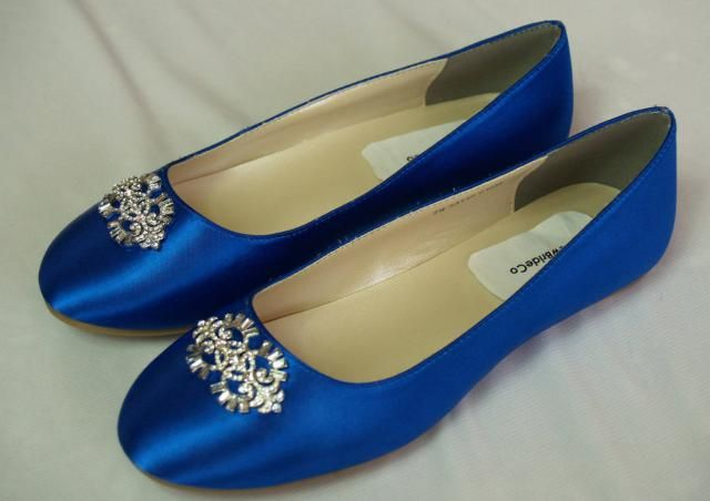 b2c1ff4b40c 2018 Best Blue Wedding Flat Images And Outfits