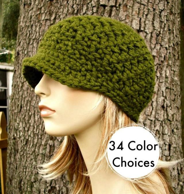 2019 Best Crochet Newsboy Cap Images And Outfits | Z-Me ZAFUL