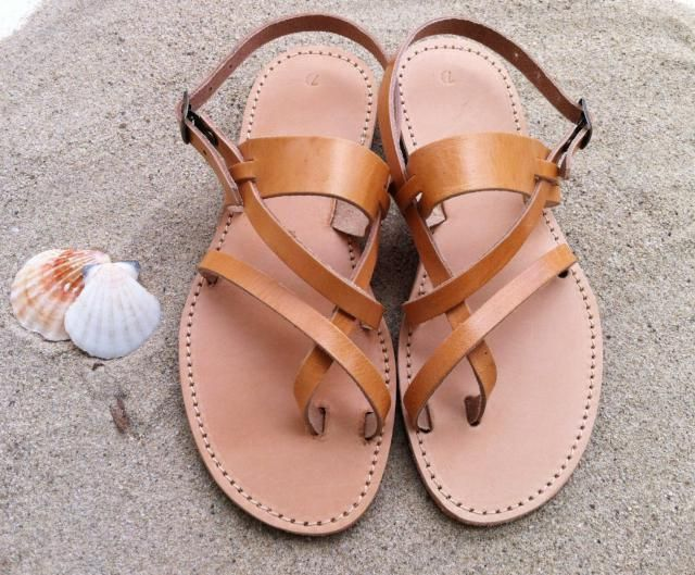 cb6fb853e1d 2018 Best Genuine Sandals Images And Outfits