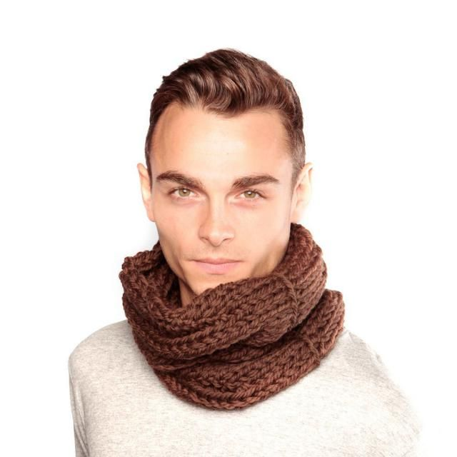 52ad8a8c96a 2019 Best Infinity Snood Cowl Images And Outfits | Z-Me ZAFUL