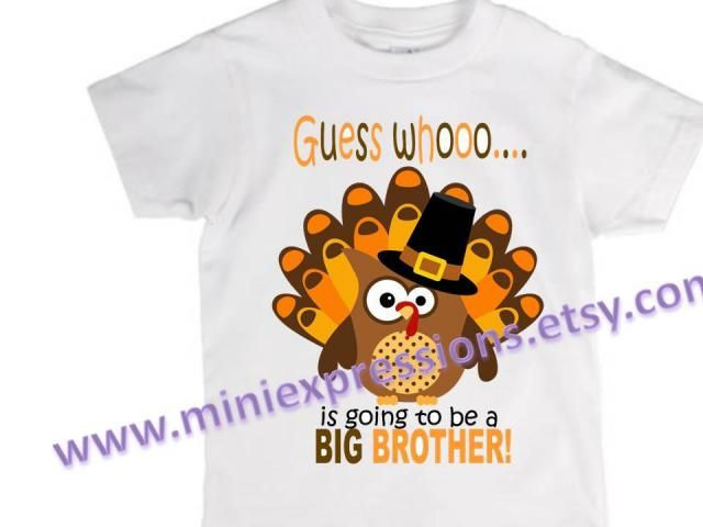 If You Moustache I/'m The Big Brother Boys Girls Kids Top Age Size Funny T-Shirt
