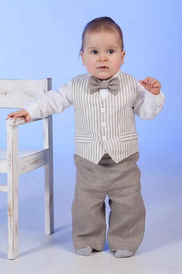 e6fd3708d 2019 Best Baby Boy Formal Vest Images And Outfits