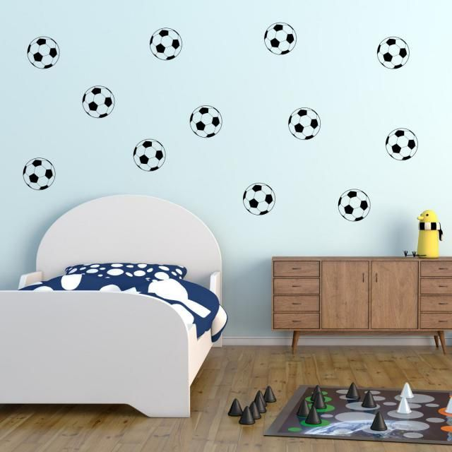 2020 Best Football Wall Stickers Images And Outfits | Z-Me ZAFUL