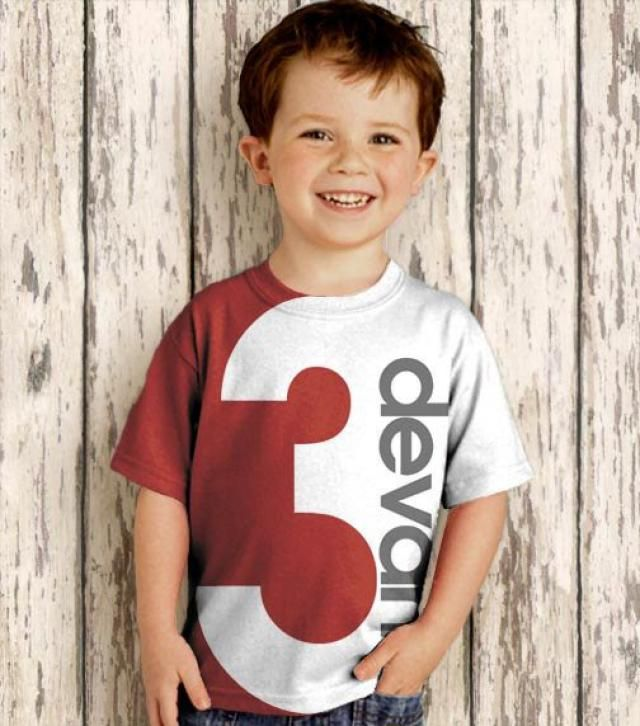 Birthday Number Shirt Personalized Boy Or Girl T 1st 2nd 3rd 4th