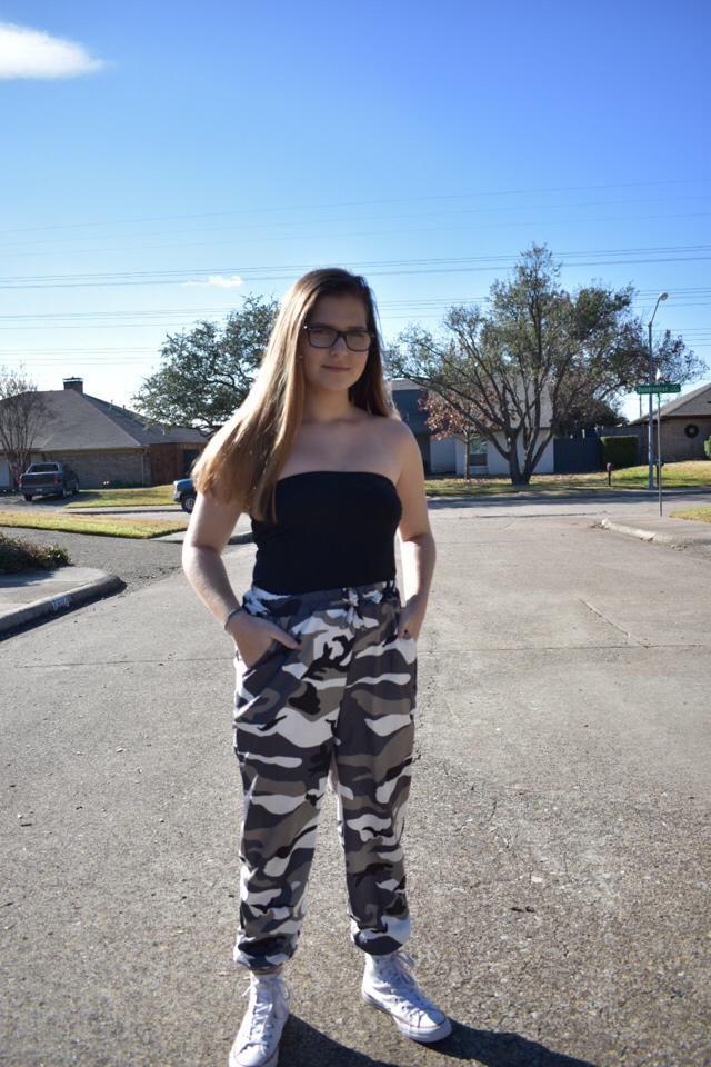 Loving my camp pants