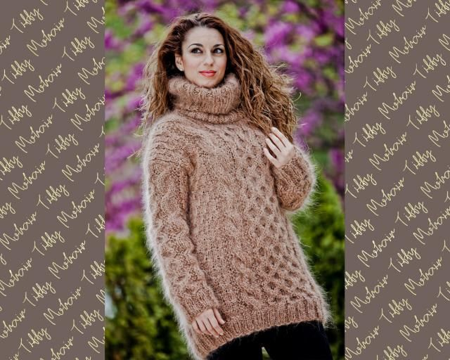 c457e2eacf0c 2019 Best Chunky Mohair Jumper Images And Outfits