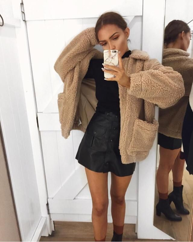 What do you think about this outfit for the winter? Do you like it?? Let me know your thoughts in the comments