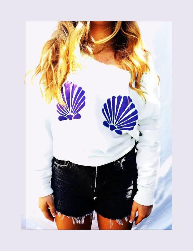 0c111c7252709 Mermaid Shirt Womens Clothing Mermaid Costume Mermaid Party Outfit Rave  Outfit Little Mermaid Music Festival Clothing