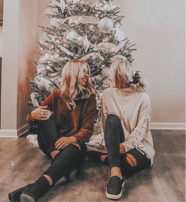 Spending Christmas time with sister and share our favourite moments