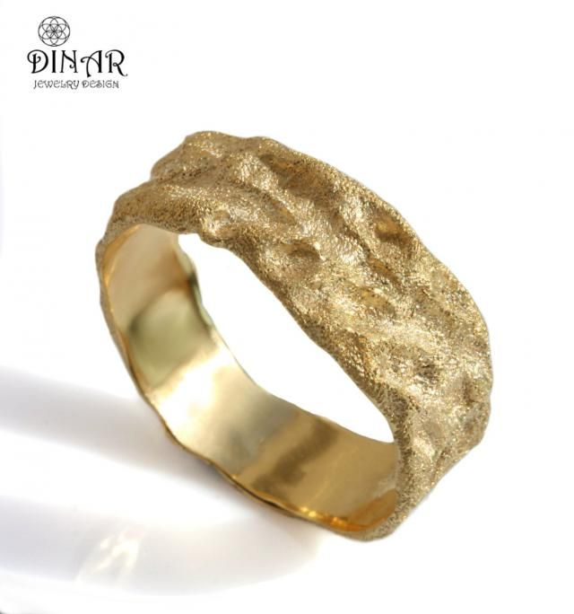 6af2a8ef3eb 2019 Best Thick Band Gold Ring Images And Outfits