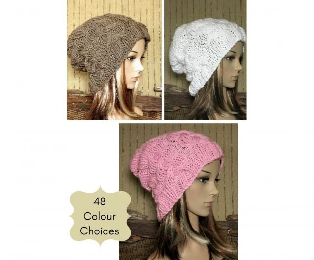 f4275fed552 2019 Best Oversized Winter Hat Images And Outfits