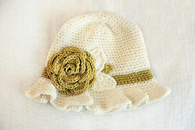 Sun Hats for Baby Girls
