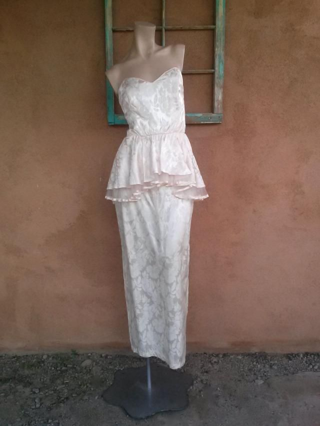 With you vintage 80 s wedding gowns pity