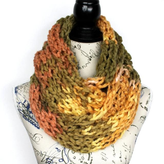 6fb109d4fe9 2019 Best Knit Snood Scarf Images And Outfits | Z-Me ZAFUL