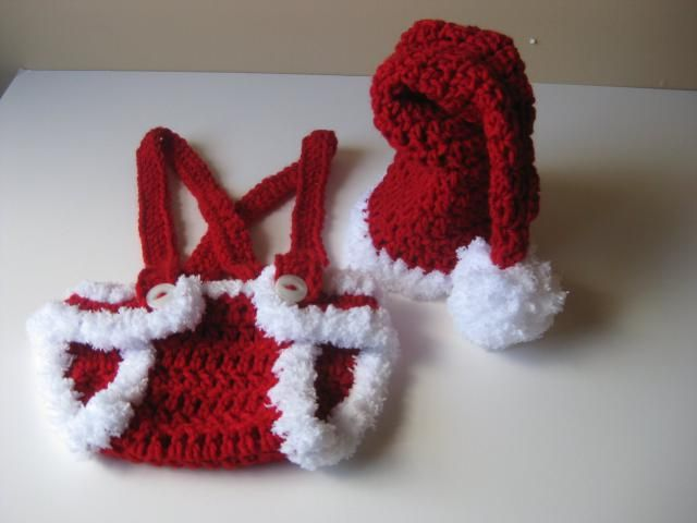 e28f9be080ce Baby Santa outfit,Newborn Santa Christmas Set,photo prop,Baby&;s