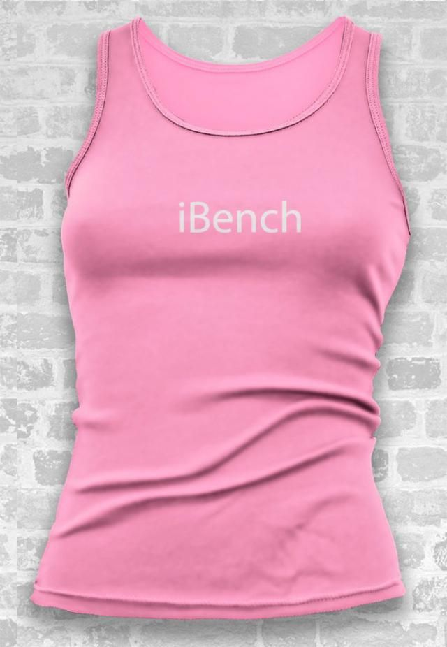 fc4a4d475d9da5 Workout Clothes    iBench    Gym Top    Fitness Apparel    Funny