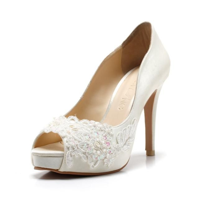 fc7905eff99 2019 Best Bridal Heels Images And Outfits