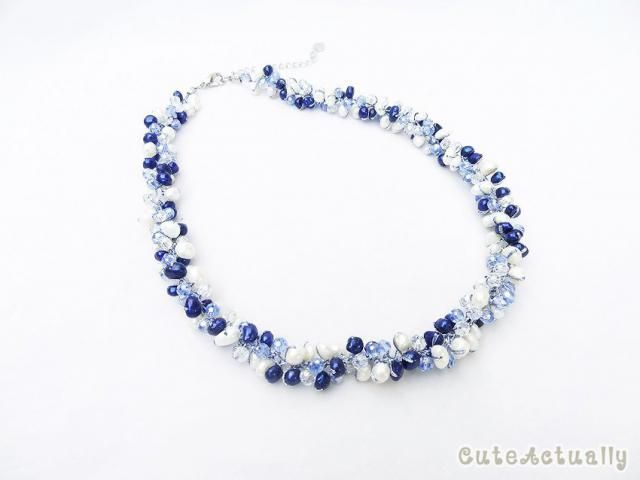 2019 Best Blue Silk Necklace Images And Outfits Z Me Zaful