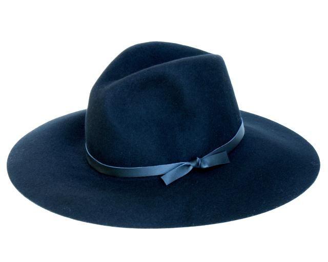 731a4d119e19a Wide Brimmed Hat Black Hat Floppy Hat Wide Brim Boho Hat Hippie Chic  Festival Crushable Packable