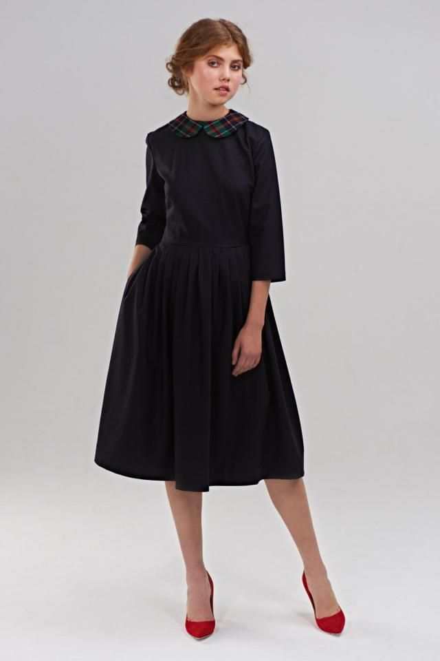 2020 Best Pan Collar Dress Images And Outfits | Z-Me ZAFUL