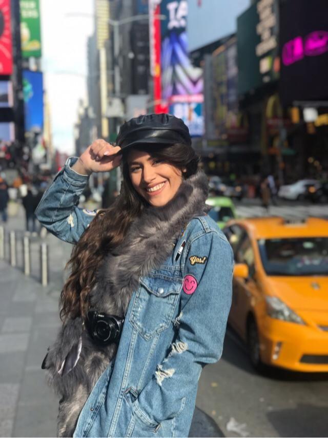 Strolling in NY
