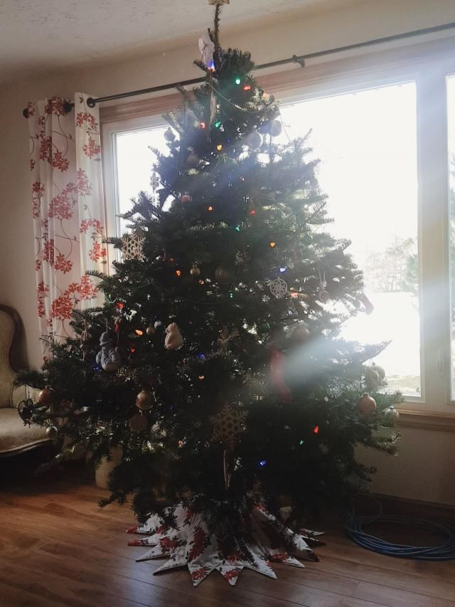 This year I got my first Christmas tree ever. I've never celebrate Christmas before so 2018 became really special!! I'm…