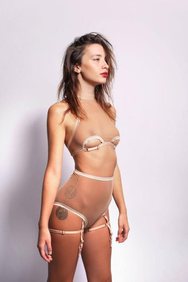 73452da5a 2019 Best See Through Lingerie Images And Outfits