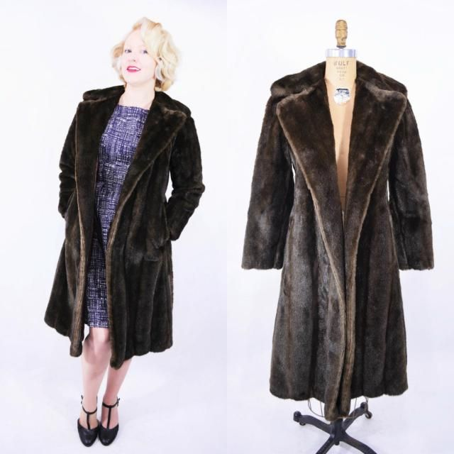 ea9a3e6ce43 2019 Best 60s Vintage Coat Images And Outfits