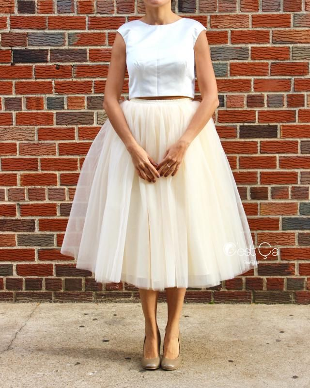 d417fdc532dc9 2019 Best Ivory Tutu Skirt Images And Outfits