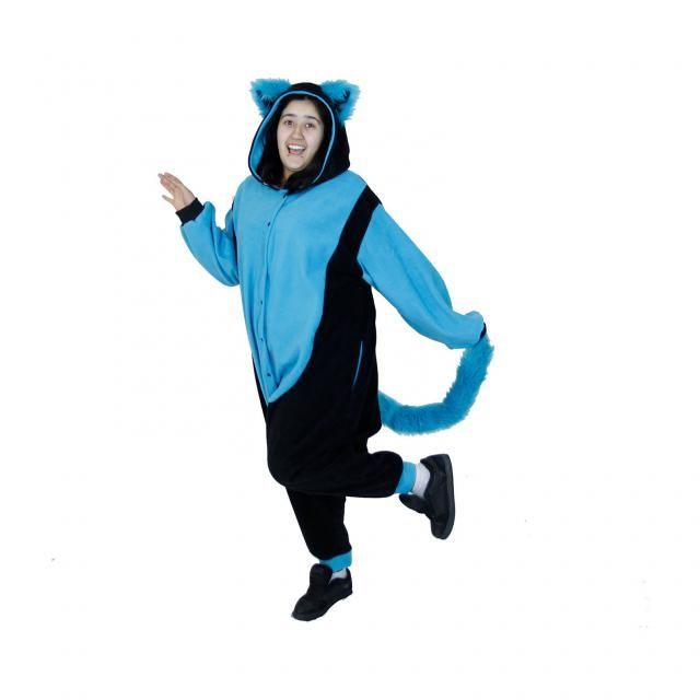 0e3d43d0acf9a Pawstar Kitty Cat Kigu - Kigurumi Partial Fursuit Adult Onesie cosplay anime  rave animal suit costume