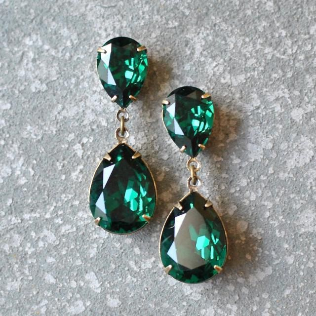 2019 Best Emerald Clip Earrings Images And Outfits Z Me Zaful