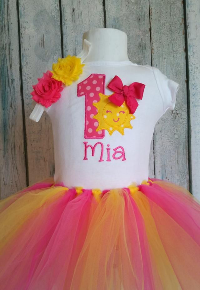 8c0c2101d You are my sunshine first birthday outfit , 1st birthday sun outfit -  Toddler girl,