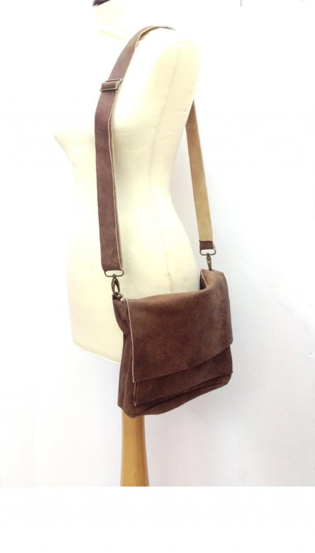 218812ee0501 SALE!!! Small leather messenger bag Women Brown bag Womens leather  crossbody handbag leather