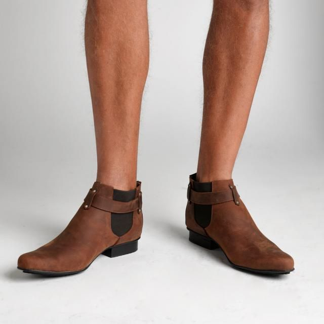 2019 Best Brown Western Ankle Boots Images And Outfits Z Me Zaful