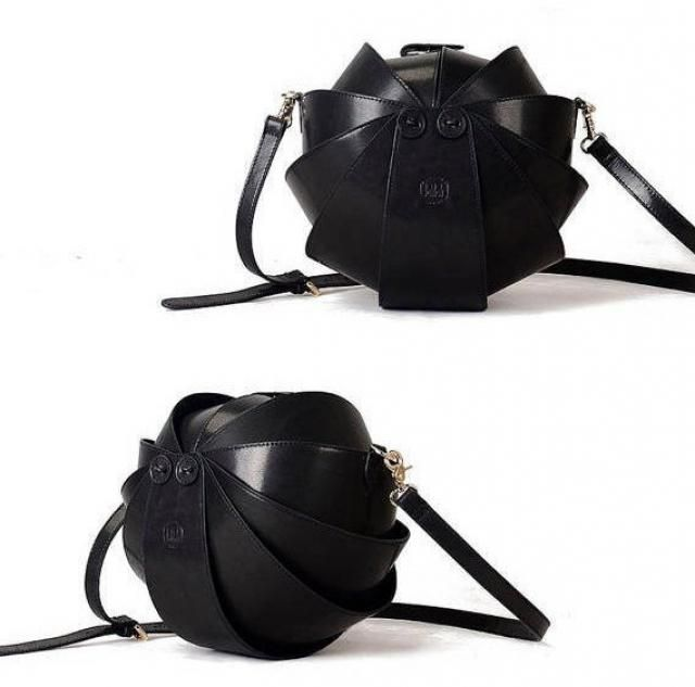 607162d43261 2019 Best Leather Round Bag Images And Outfits
