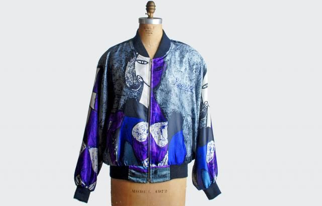a25478f8f 2019 Best Silk Vintage Jacket Images And Outfits | Z-Me ZAFUL