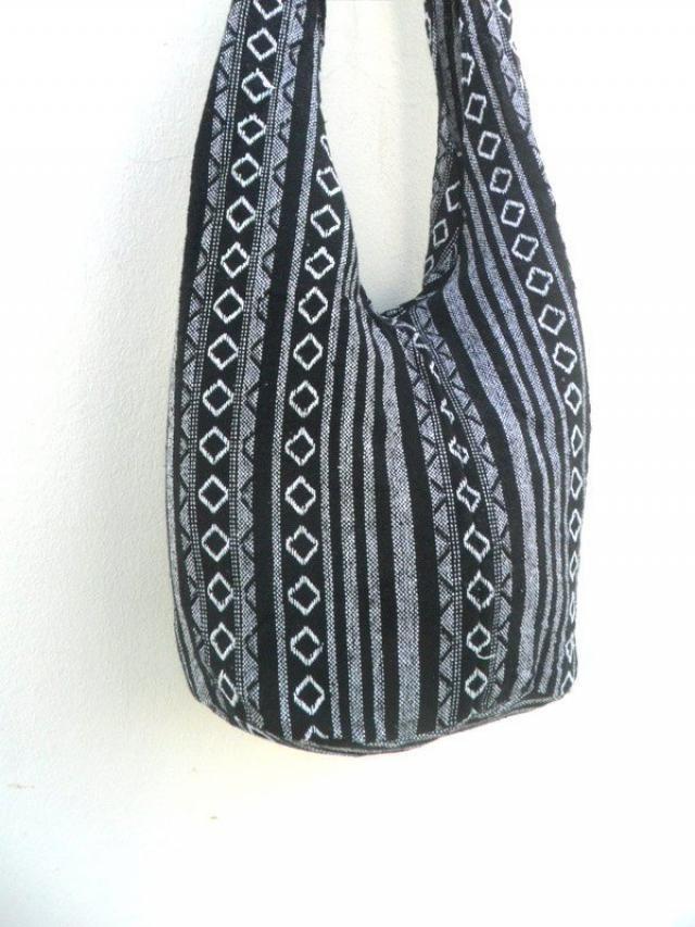 0bf021b34e9a7 Shoulder Bag Crossbody Nepal Bag Sling Bag Hippie Hobo Bag Boho Bohemian  Handmade bag Purse Cross