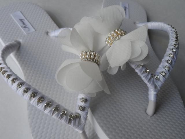 2a4f674269b09 2019 Best Bridal Flip Flops Images And Outfits | Z-Me ZAFUL