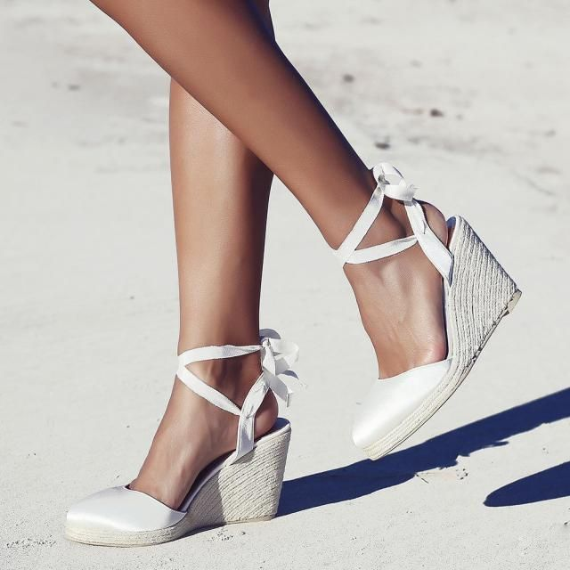 cb42cbc9b95 2019 Best Espadrille Shoes Images And Outfits | Z-Me ZAFUL