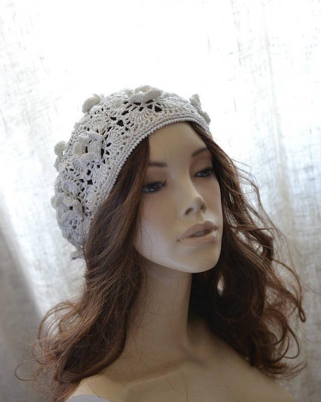 37964e48fda Womens hats trendy Womens hats Hats for women Hats women Beret hat French  beret Crochet hat