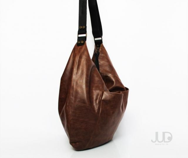 0c3b59dbcbc0a Brown leather bag - soft leather purse Black Friday SALE hobo leather bag  leather tote bag