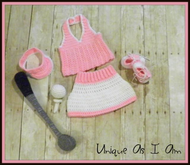 luxury baby girl golf outfit or 27 pink baby girl golf outfit
