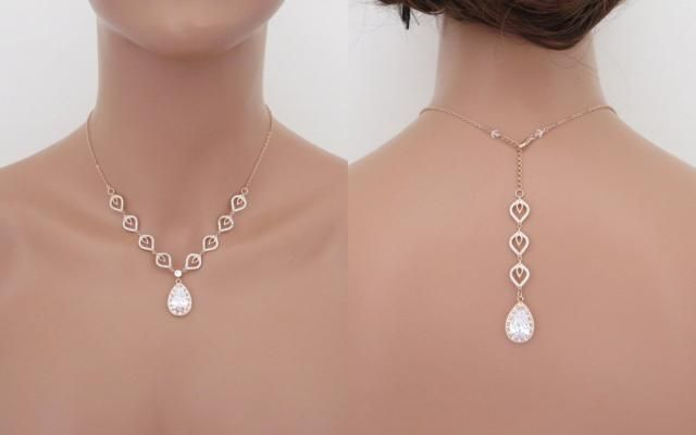 cf0264a3f752 2019 Best Gold Simple Necklace Images And Outfits