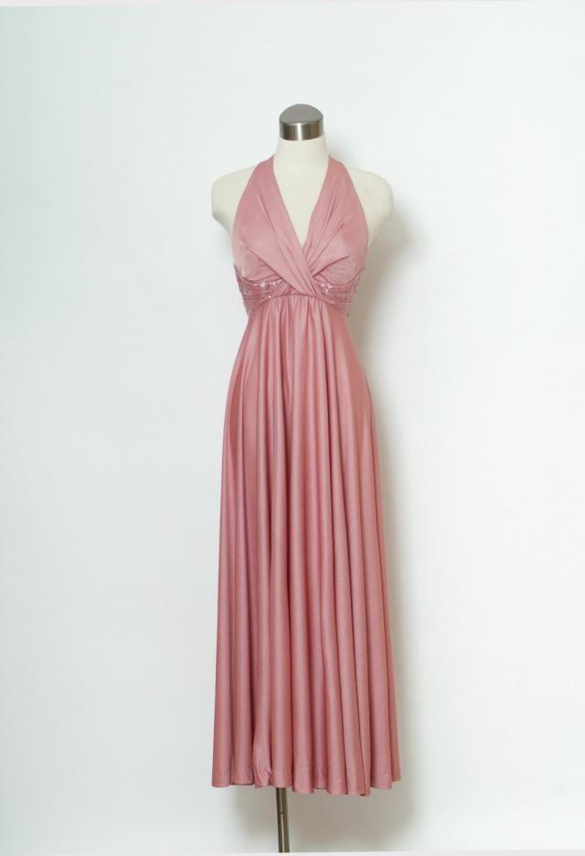 4560dc9973d9 Vintage 70s Dress / 70s Dress / Cocktail Dress Party / DISCO dress / 70s  fashion